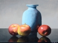 Apples and Vase - SOLD