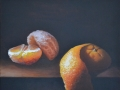 Orange Peeled Still Life - SOLD