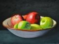 Bowl of Fruit Still Life - SOLD