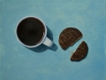 Coffee and Biscuits - SOLD