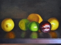 Fruit Selection Still Life - SOLD