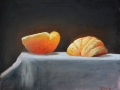 Still Life Orange - SOLD